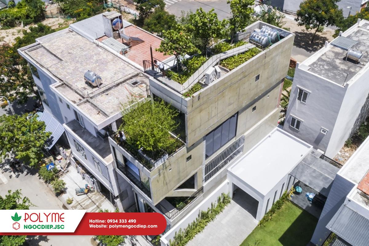 Giải pháp chống nóng mái nhà nào tối ưu nhất cho công trình dân dụng hiện nay