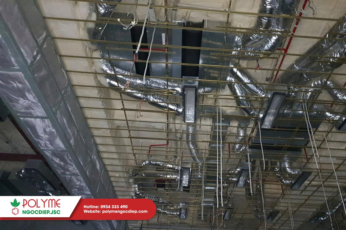 Phân biệt Foam PU cách nhiệt ống chiller chuyên dụng ngành điện lạnh