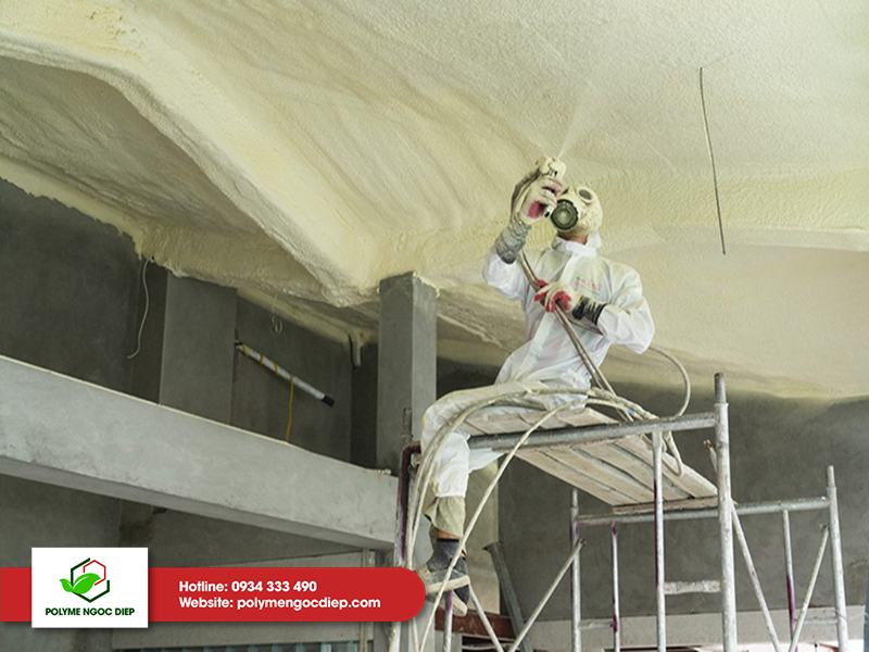 chống nóng trần nhà