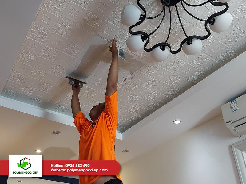 Cách âm trần nhà chung cư